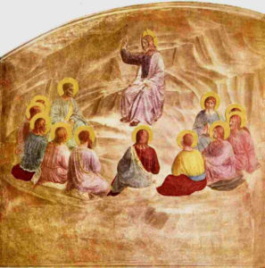 14 ANGELICO ELECTION DES DOUZE APOTRES