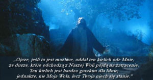 kielich Getsemani