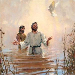 Chrzest w Jordanie